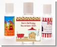 Milk & Cookies - Personalized Birthday Party Hand Sanitizers Favors thumbnail