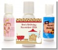 Milk & Cookies - Personalized Birthday Party Lotion Favors thumbnail