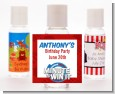 Minute To Win It Inspired - Personalized Birthday Party Hand Sanitizers Favors thumbnail
