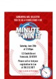 Minute To Win It Inspired - Birthday Party Petite Invitations thumbnail