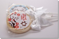 Bar Mitzvah Lollipop Favors