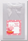 Modern Ladybug Pink - Birthday Party Goodie Bags