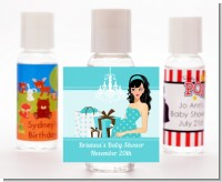 Modern Mommy Crib It's A Boy - Personalized Baby Shower Hand Sanitizers Favors