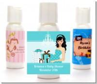 Modern Mommy Crib It's A Boy - Personalized Baby Shower Lotion Favors