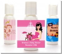 Modern Mommy Crib It's A Girl - Personalized Baby Shower Lotion Favors