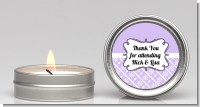 Modern Thatch Lilac - Candle Favors