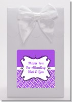 Modern Thatch Purple - Goodie Bags