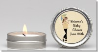 Mod Mom - Baby Shower Candle Favors
