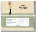 Mod Mom - Personalized Baby Shower Candy Bar Wrappers thumbnail
