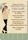Mod Mom - Baby Shower Invitations