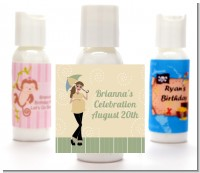 Mod Mom - Personalized Baby Shower Lotion Favors