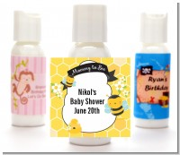 Mommy To Bee - Personalized Baby Shower Lotion Favors