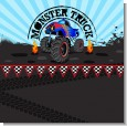 Monster Truck Birthday Party Theme thumbnail