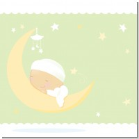 Over The Moon Baby Shower Theme
