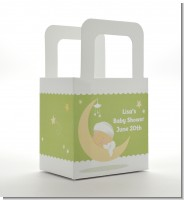 Over The Moon - Personalized Baby Shower Favor Boxes