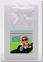 Motorcycle African American Baby Boy - Baby Shower Goodie Bags