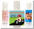 Motorcycle Baby - Personalized Baby Shower Lotion Favors thumbnail