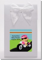 Motorcycle Hispanic Baby Girl - Baby Shower Goodie Bags