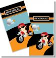 Motorcycle Baby - Baby Shower Scratch Off Game Tickets thumbnail