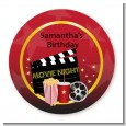 Movie Night - Personalized Birthday Party Table Confetti thumbnail