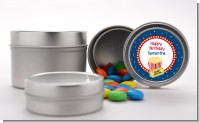 Movie Theater - Custom Birthday Party Favor Tins