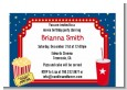 Movie Theater - Birthday Party Petite Invitations thumbnail