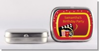 Movie Night - Personalized Birthday Party Mint Tins