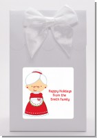 Mrs. Santa - Christmas Goodie Bags
