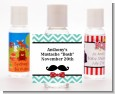 Mustache Bash - Personalized Birthday Party Hand Sanitizers Favors thumbnail