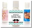 Mustache Bash - Personalized Birthday Party Lotion Favors thumbnail