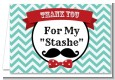 Mustache Bash - Birthday Party Thank You Cards thumbnail