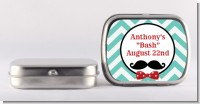 Mustache Bash - Personalized Birthday Party Mint Tins