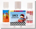 Nascar Inspired Racing - Personalized Baby Shower Hand Sanitizers Favors thumbnail