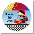 Nascar Inspired Racing - Personalized Baby Shower Table Confetti thumbnail