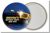 Nerf Gun - Personalized Birthday Party Pocket Mirror Favors