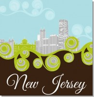 New Jersey Bridal Theme