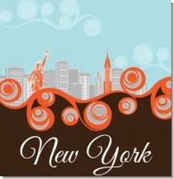 New York Bridal Theme