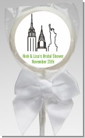 New York City - Personalized Bridal Shower Lollipop Favors
