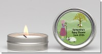 Nursery Rhyme - Little Bo Peep - Baby Shower Candle Favors