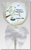 Nursery Rhyme - Rock a Bye Baby - Personalized Baby Shower Lollipop Favors