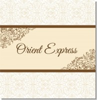 Beige & Brown Bridal Theme