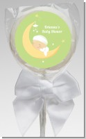 Over The Moon - Personalized Baby Shower Lollipop Favors