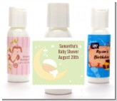 Over The Moon - Personalized Baby Shower Lotion Favors