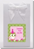 Owl Birthday Girl - Birthday Party Goodie Bags