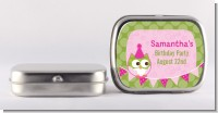 Owl Birthday Girl - Personalized Birthday Party Mint Tins
