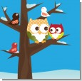 Owl - Winter Theme or Christmas thumbnail