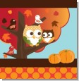 Owl Fall Theme or Halloween Baby Shower Theme thumbnail