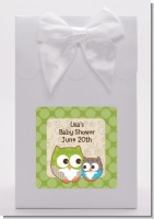 Owl - Look Whooo's Having A Baby - Baby Shower Goodie Bags