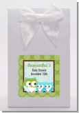 Owl - Look Whooo's Having Twin Boys - Baby Shower Goodie Bags