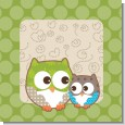 Owl - Look Whooo's Having A Baby Baby Shower Theme thumbnail